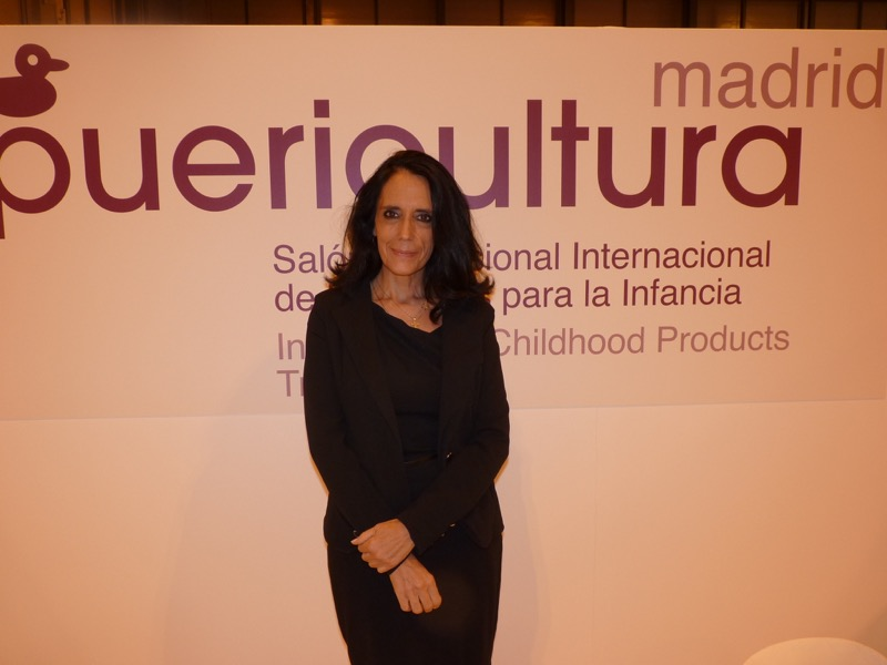 Lola González, IFEMA's exhibition director